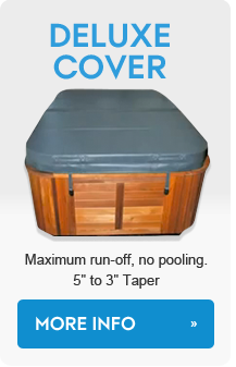 deluxe hot tub cover