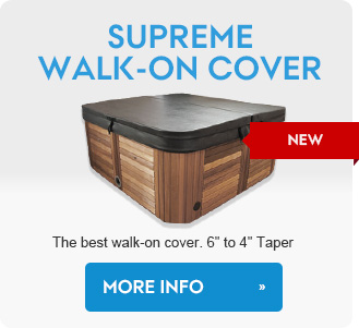 supreme walk on spa covers