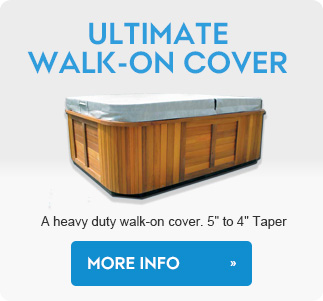 walkon hot tub covers