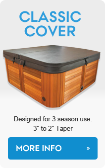 classic hot tub cover