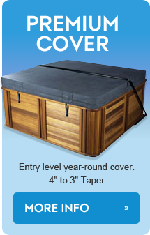 premium hot tub cover