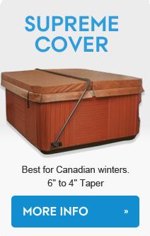 supreme hot tub cover