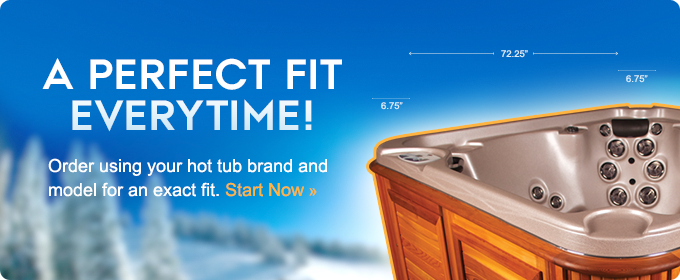 tubcovers for any hot tub make or model