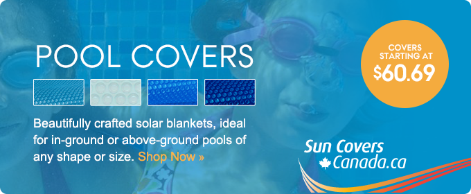 Solar Pool Covers Canada