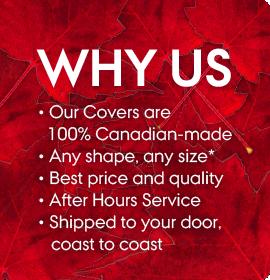 100 percent canadian made hot tub parts