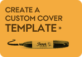 create hot tub cover template