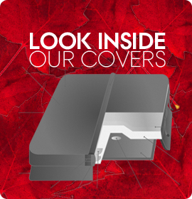 whats inside a hot tub cover