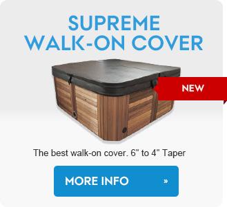 supreme walk on spa covers