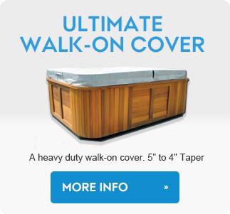 walkon hot tub covers