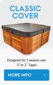 classic hot tub cover