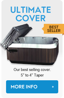 ultimate hot tub cover